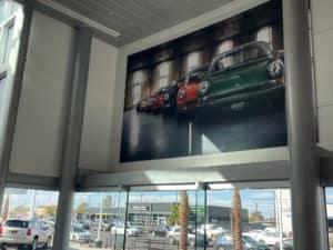 Porsche Tucson Showroom