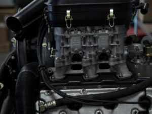 Resto Clean Engine Close up
