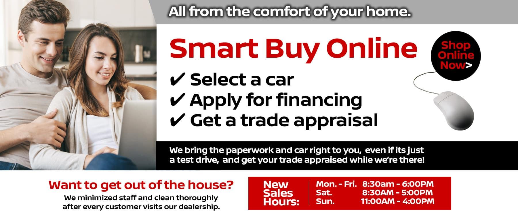 Smart Buy Online