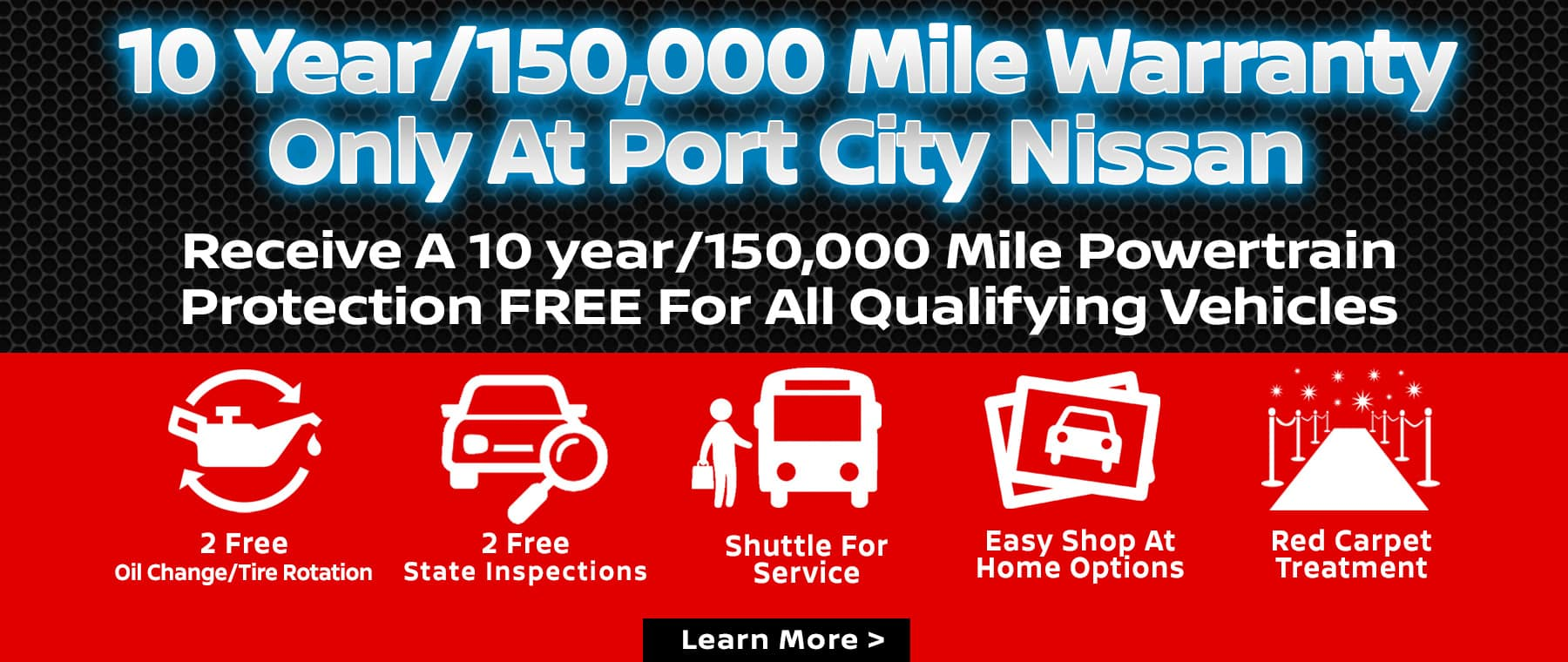 Port City Nissan Warranty