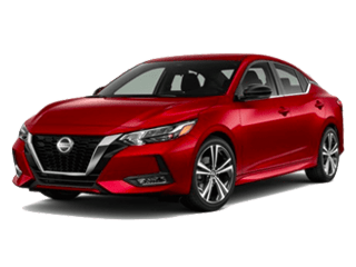 2020 Nissan Sentra Red