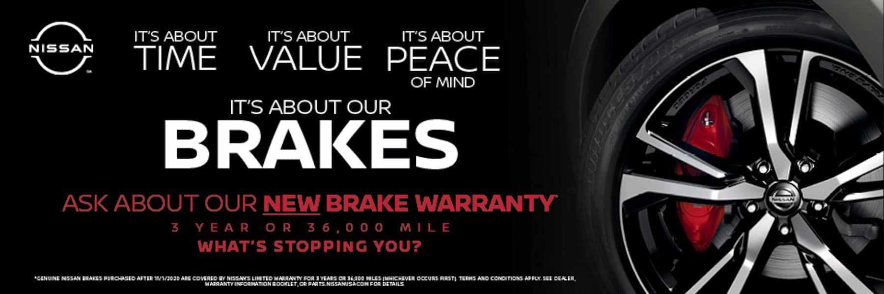 Port-City-Nissan-Brake-Warranty