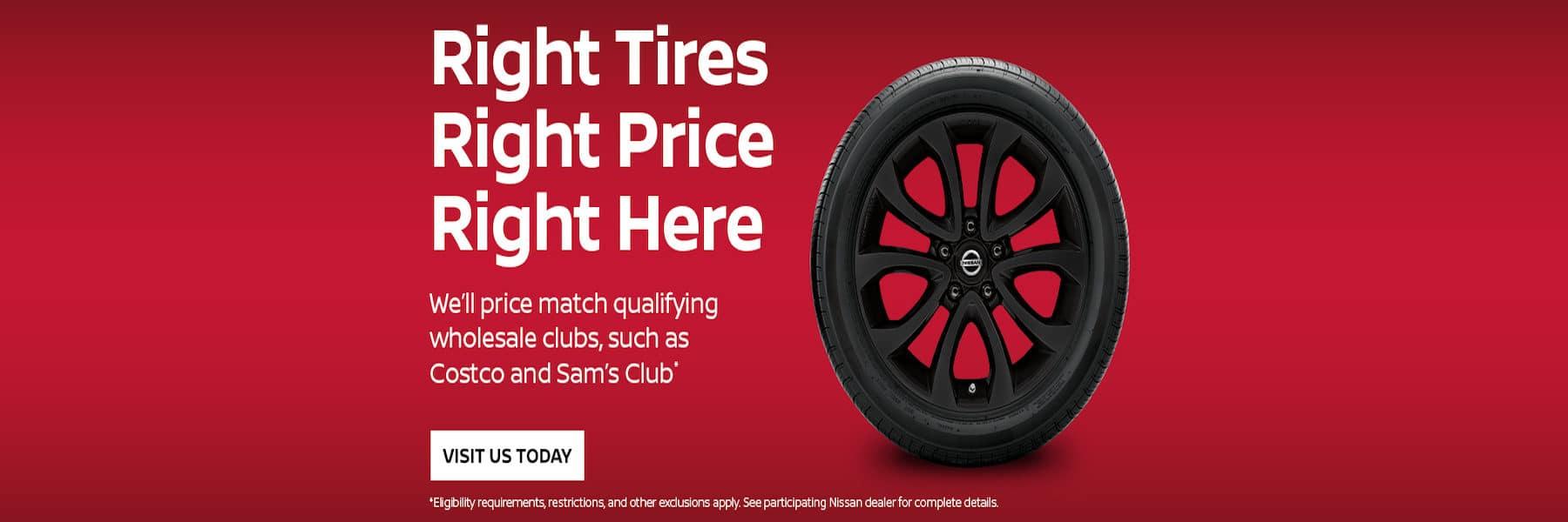 Port City Nissan Tires