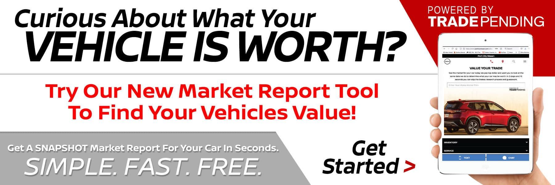 Trade Pending Value Port City Nissan