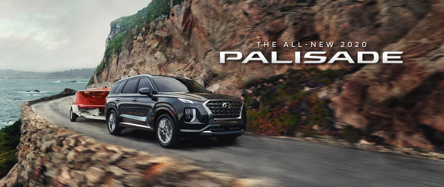 The All-New 2020 Palisade