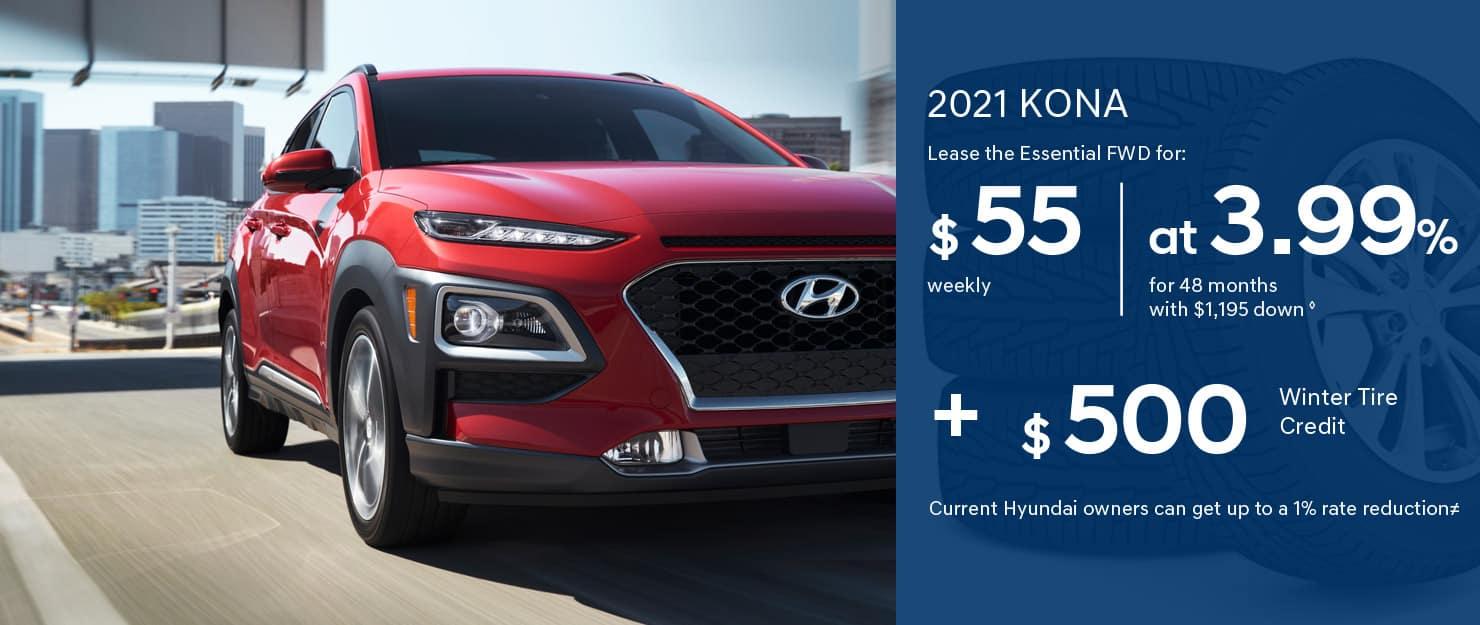 Hyundai 2021 Kona