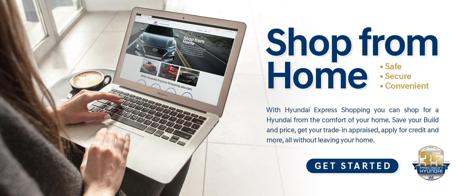 Shop from home with Hyundai Express Shopping