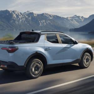 Hyundai 2020 Santa Cruz