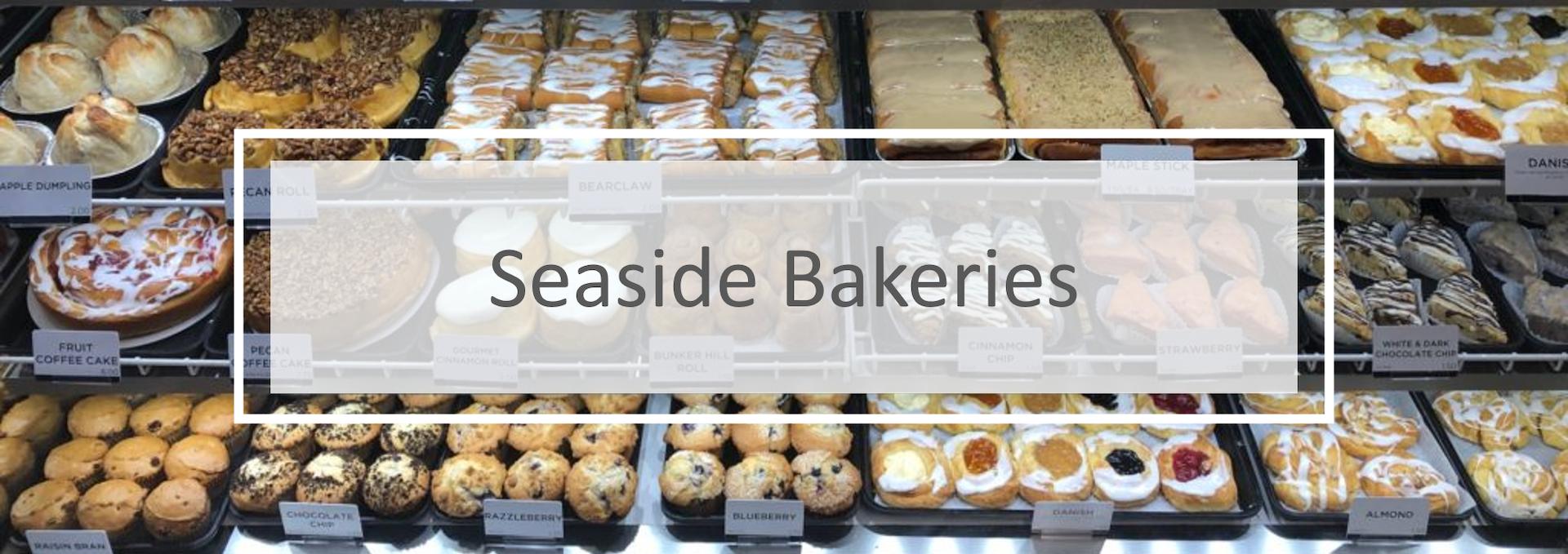 Best bakeries in Seaside