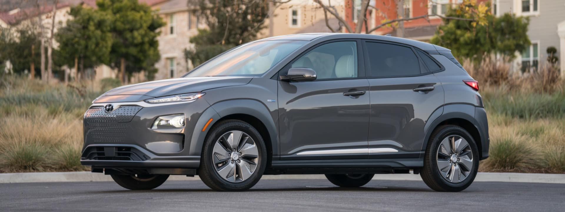2021 Hyundai Kona EV for sales