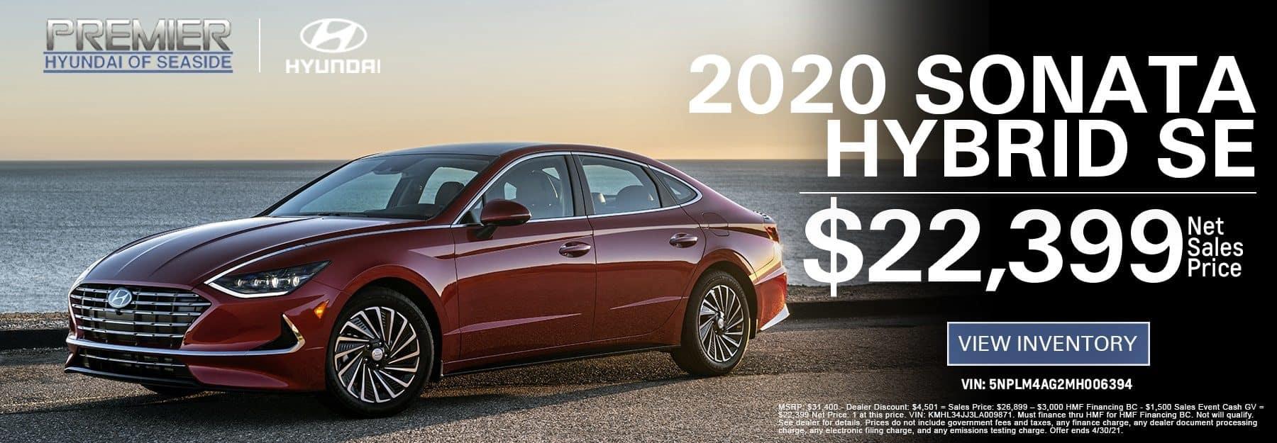 2020 Sonata Hybrid SE vin-min
