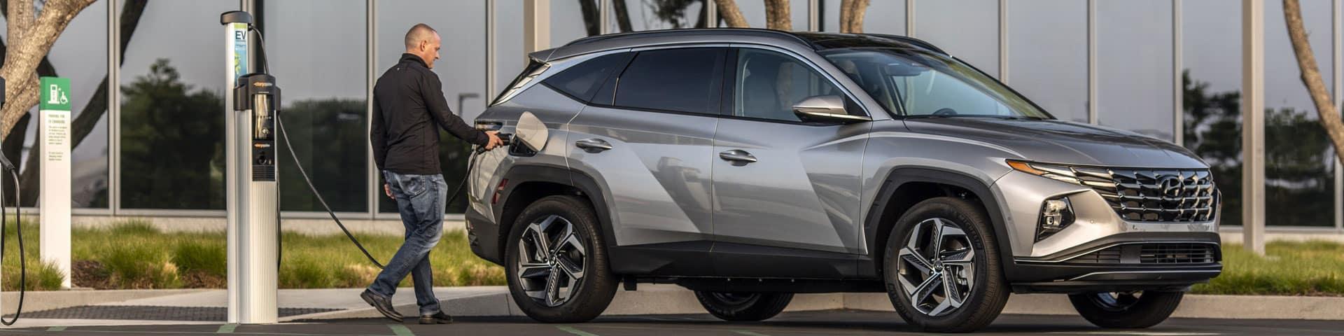 2022 Tucson Hybrid in Seaside, CA