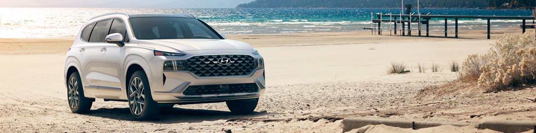 2022 Hyundai Santa Fe in Seaside, CA
