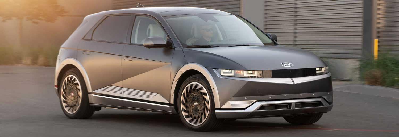 Reserve a 2022 Hyundai Ioniq 5 at Premier Hyundai