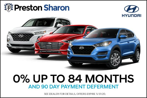 Get 0% for up to 84 months!