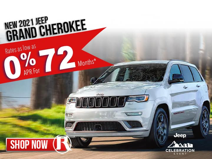 CHRYSLER/DODGE/JEEP/RAM SPECIAL OFFERS