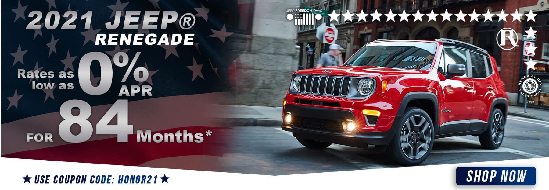 2021 Jeep Renegade Reed Jeep Kansas City