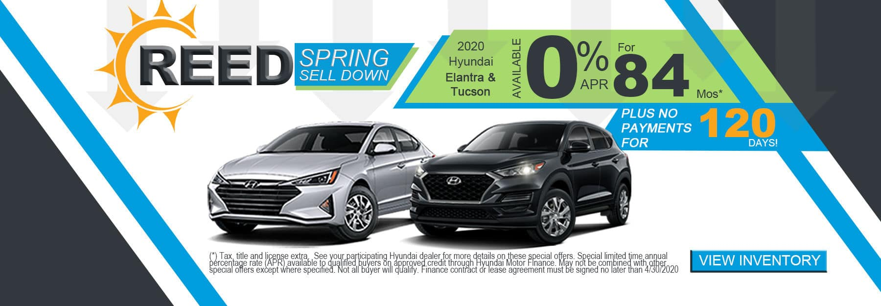 2020 Hyundai Elantra & Tucson