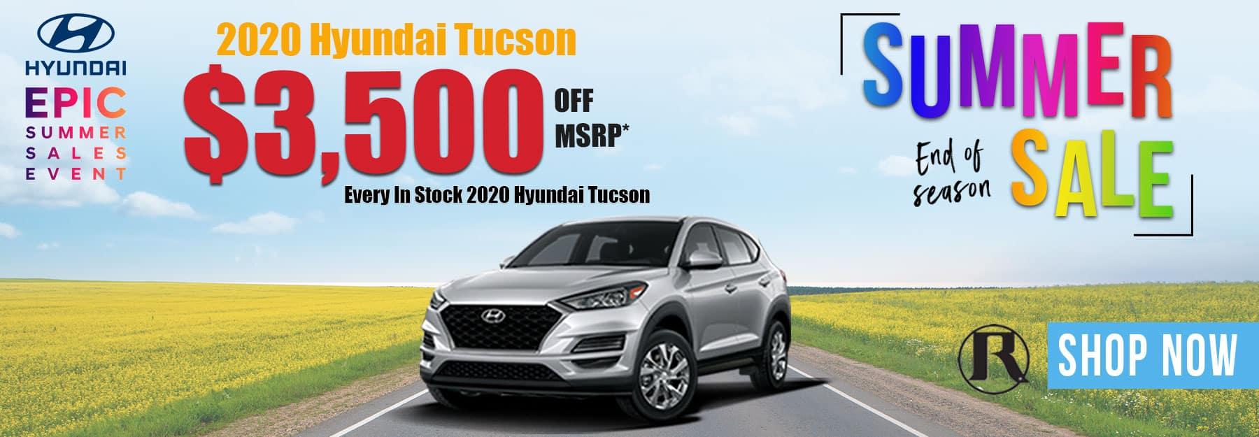 Hyundai Tucson Kansas City