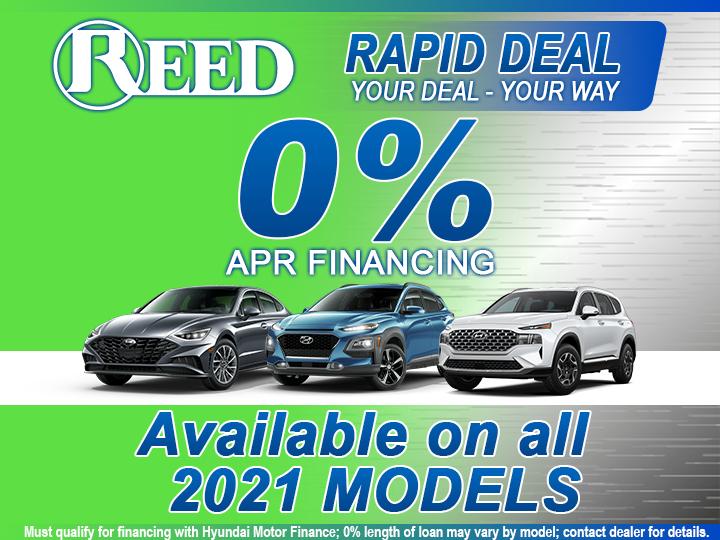 Reed Hyundai Kansas City SPECIAL OFFERS