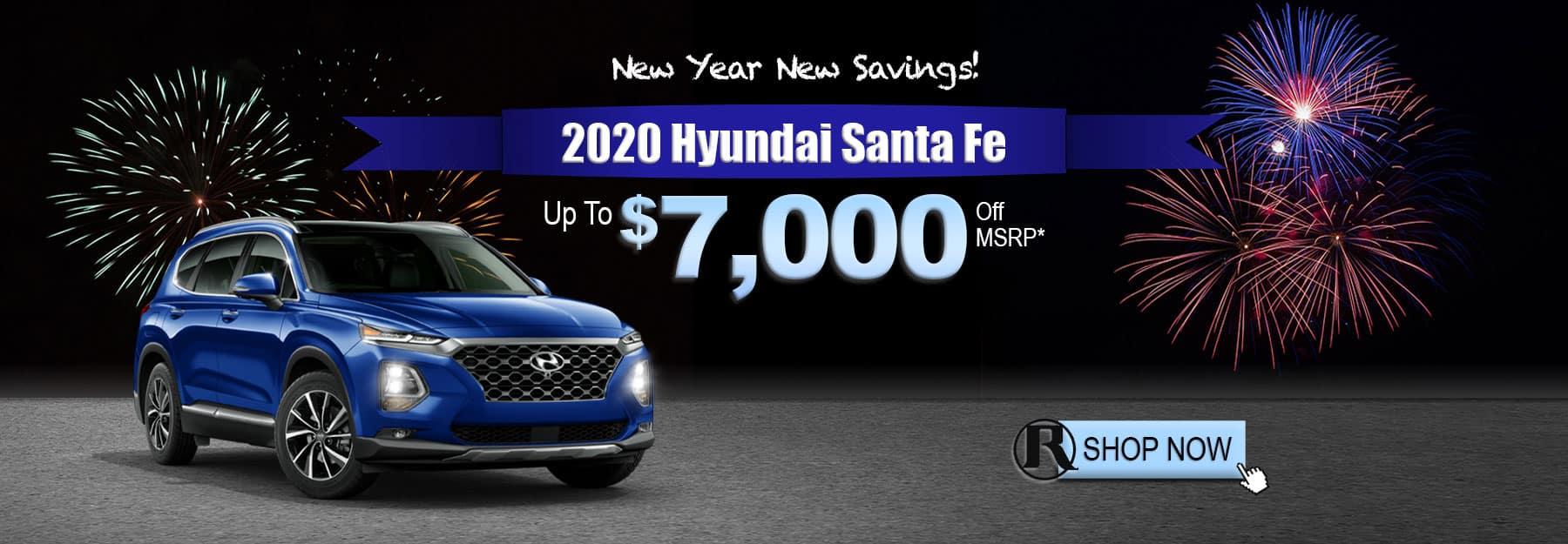 Hyundai Santa Fe St Joseph