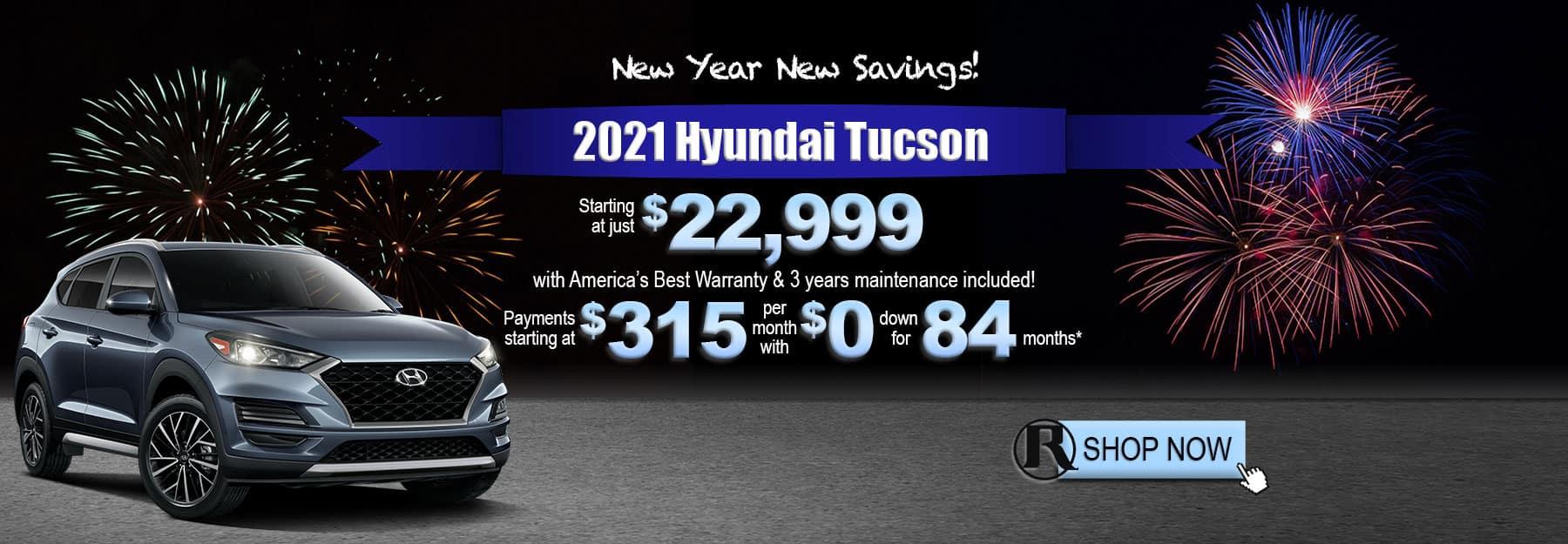 Hyundai Tucson St Joseph