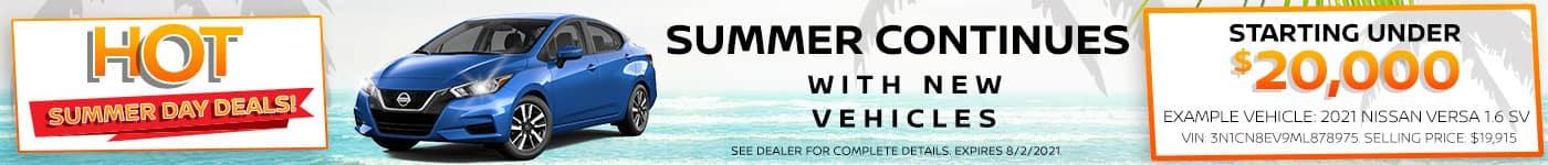 Summer Day Deals