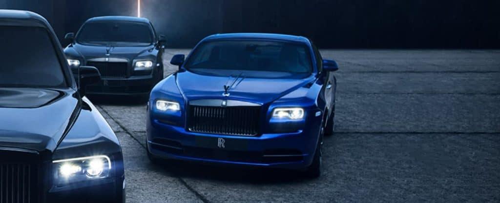 3 Rolls Royce