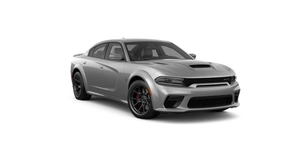 2021 Dodge Charge Triple Nickel