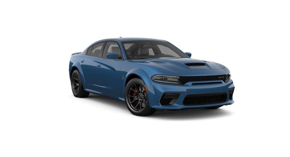 2021 Dodge Charger Frostbite