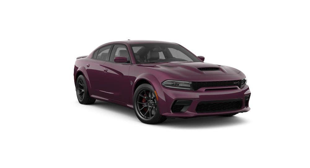 2021 Dodge Charger Hellraisin
