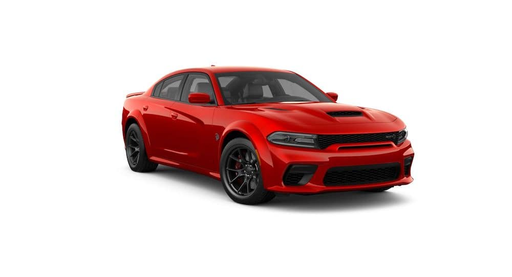 2021 Dodge Charger TorRed