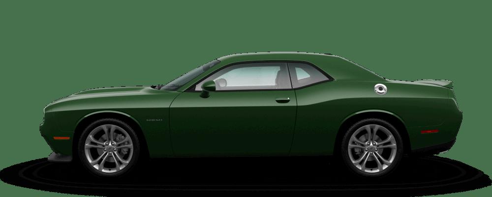 2021 Dodge Challenger F8 Green