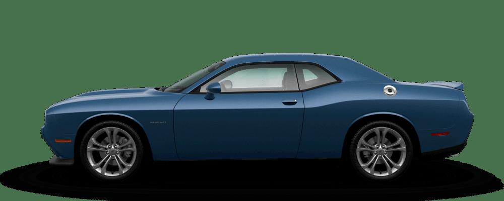 2021 Dodge Challenger Frostbite
