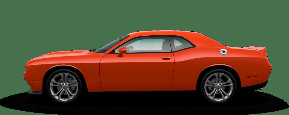 2021 Dodge Challenger Go Mango