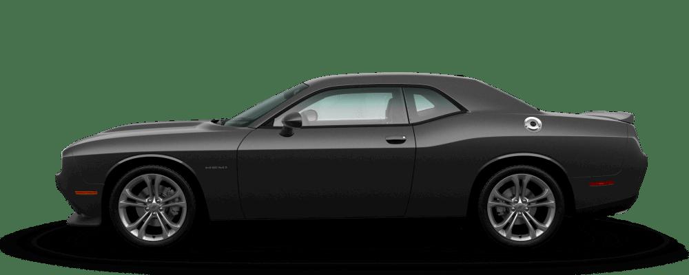 2021 Dodge Challenger Granite