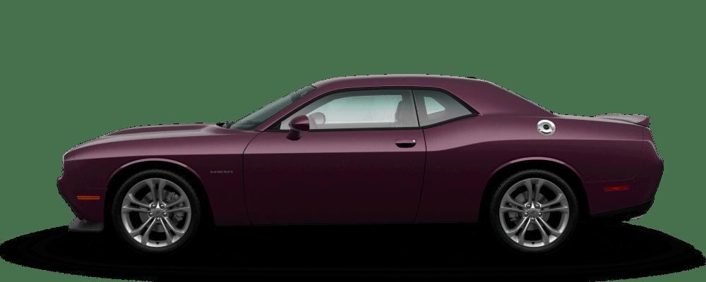 2021 Dodge Challenger Hellraisin