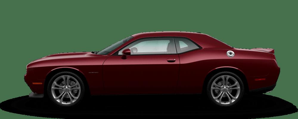 2021 Dodge Challenger Octane Red