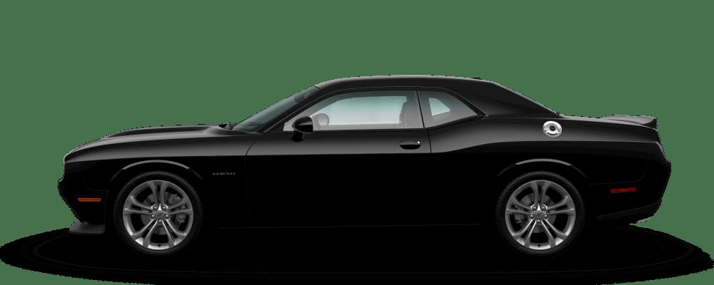 2021 Dodge Challenger Pitch Back