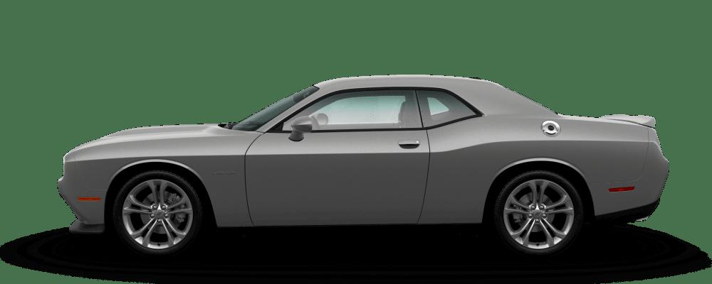 2021 Dodge Challenger Smoke Show