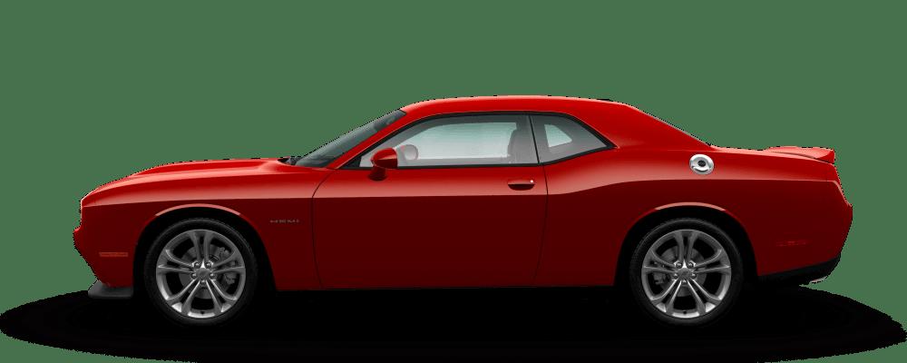 2021 Dodge Challenger TorRed