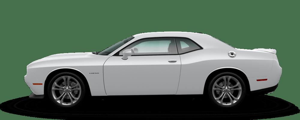 2021 Dodge Challenger White Knuckle