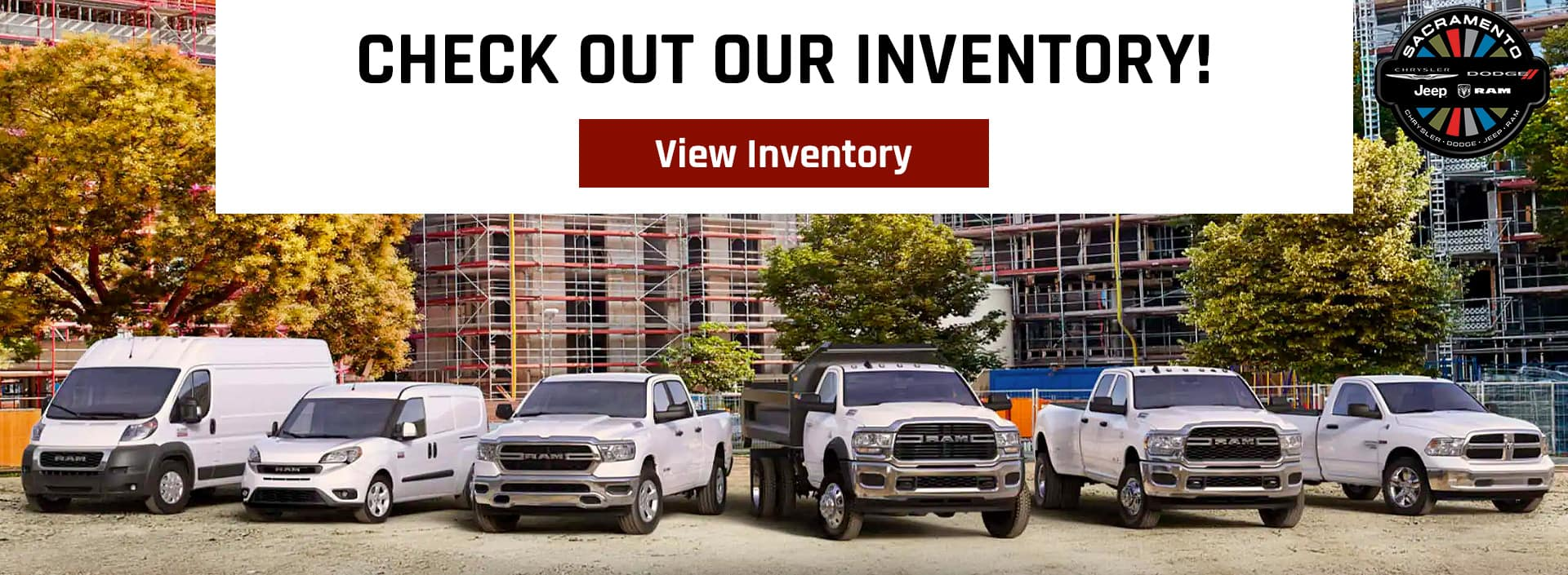 Check Out Our Inventory!