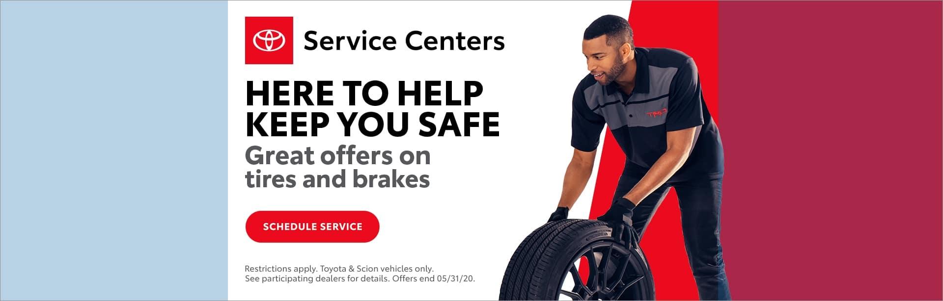 brake tire