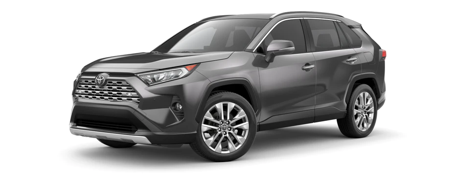 2021 Toyota RAV4 in Magnetic Gray Metallic