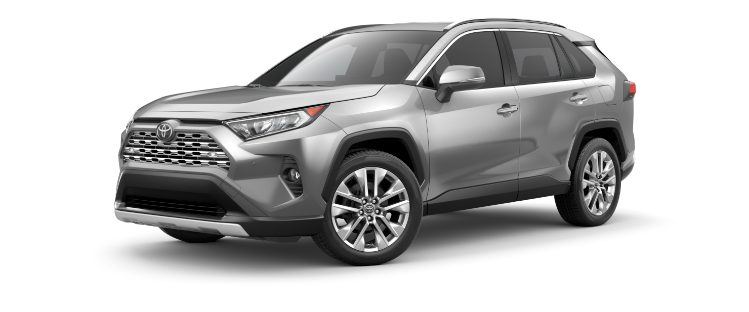 2021 Toyota RAV4 in Silver Sky Metallic