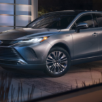 Gray 2021 Toyota Venza