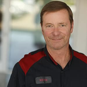 Keith Cummings