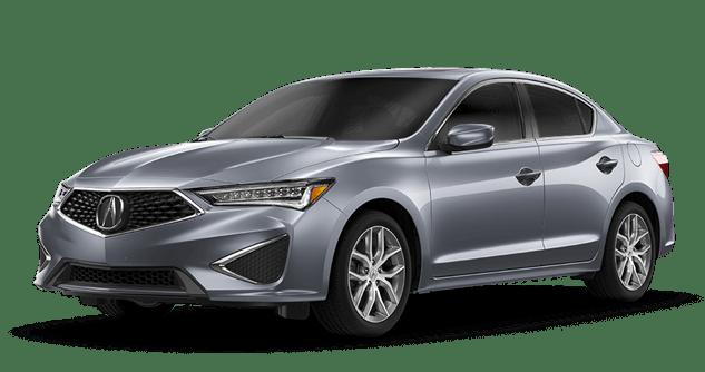 2020 Acura ILX Silver