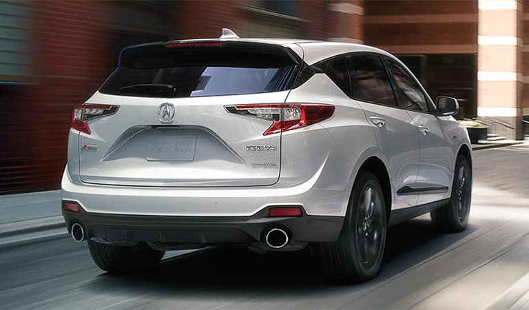 New 2020 Acura RDX Akron Ohio